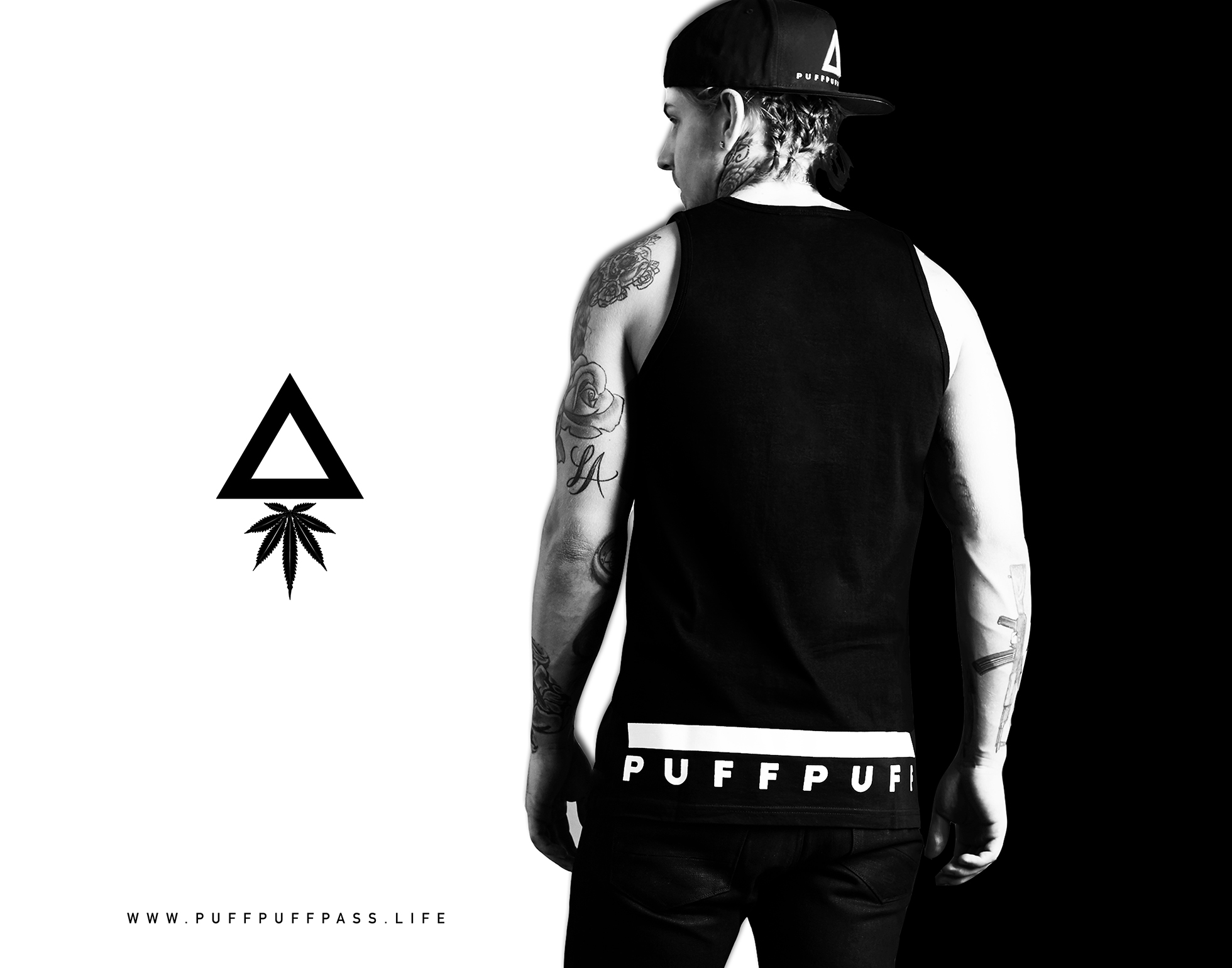 Puff Puff Pass Tank Top