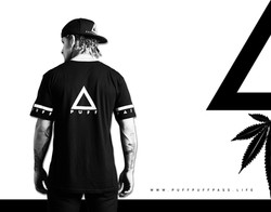 Big Triangle Logo Tshirt