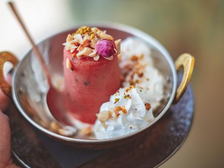 Kulfi - An Indian Dessert