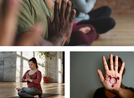 Sacred Health and Inclusion in Wellness