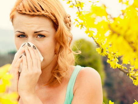 Allergies and Ayurveda: 8 Tips to Find Relief this Spring