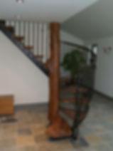 spiral staircase Elm Scotland