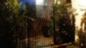 bespoke gate