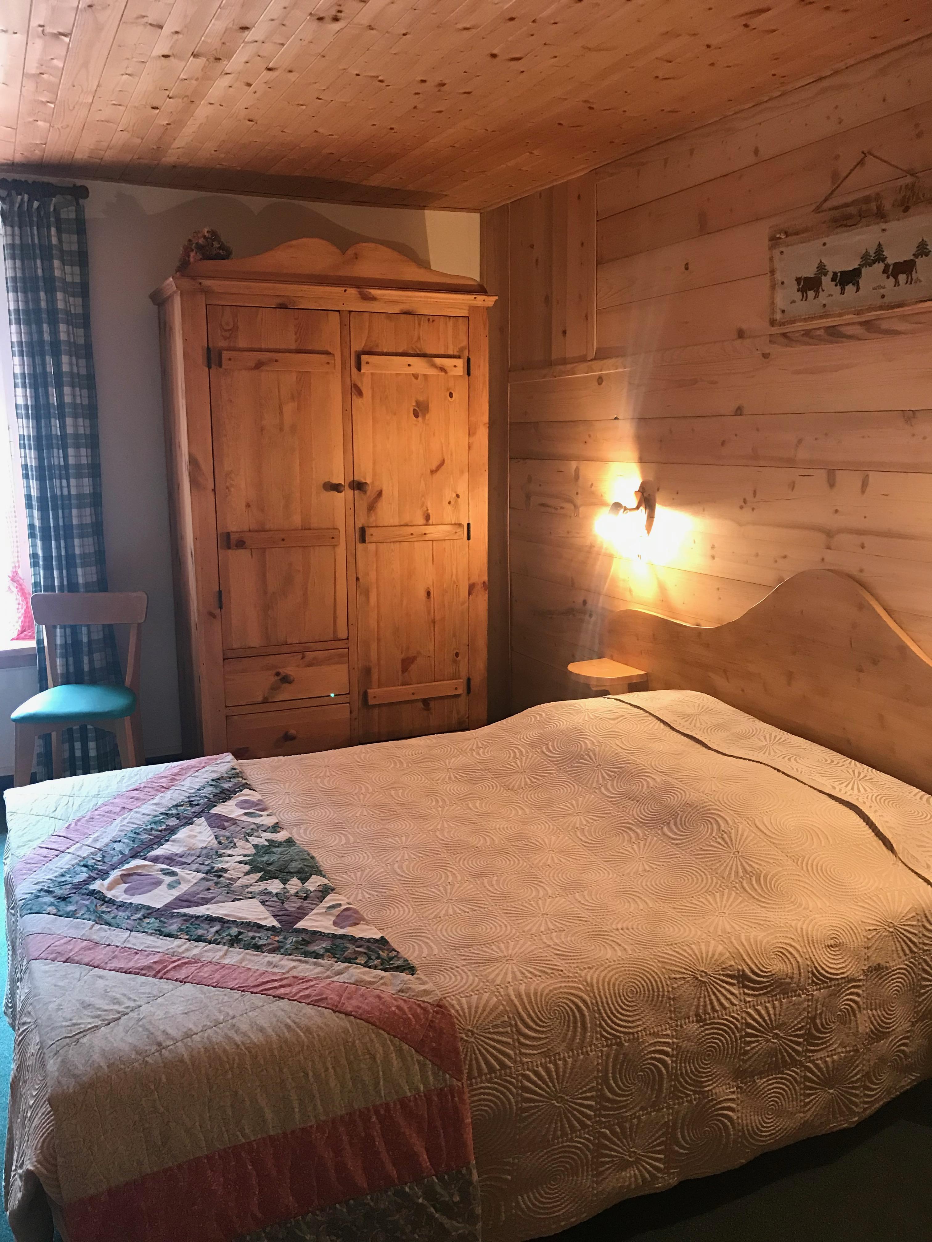 n°14 Grand chambre Confort pour 2 à 3 personnes