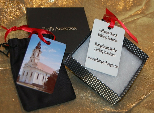 Keepsake Ornament/Book Mark