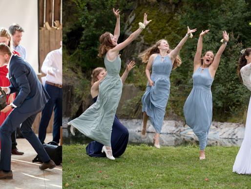 Svatební hry pro svatebčany