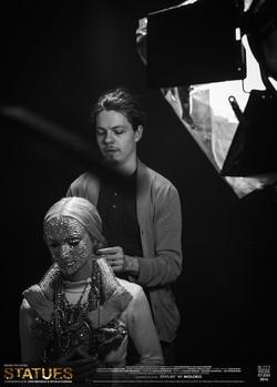 MAXINE ANASTASIA, THOMAS PETRACCARO. Photo by BlitzWerk Studio with credits