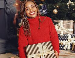 christmas-woman
