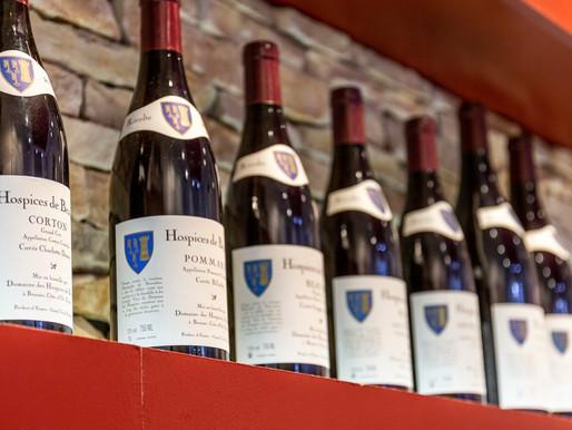 5 põhjust investeerida Burgundia veinivaadi oksjoni veinidesse