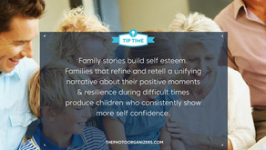 Family stories are powerful