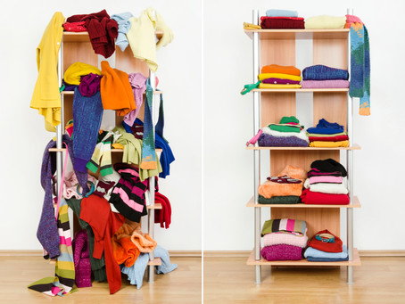 How To Organize in 5 Easy Steps