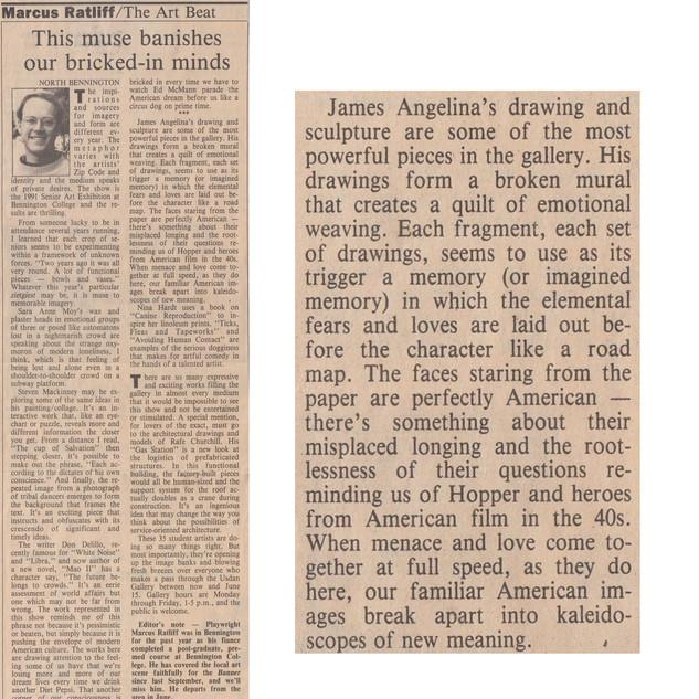 Bennington Banner (Bennington, Vermont) --- May 30, 1991.