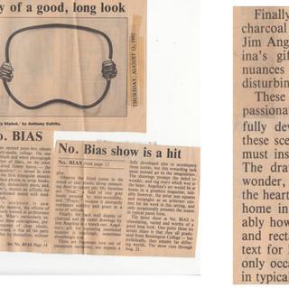 Bennington Banner (Bennington, Vermont) --- August 13, 1992.