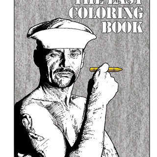 THE LAST COLORING BOOK (New Texture, 2016).