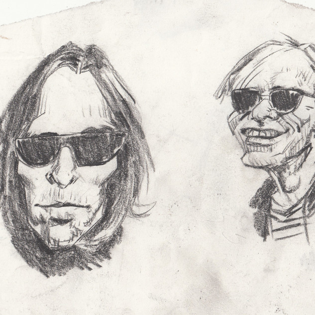 John Cale, Andy Warhol