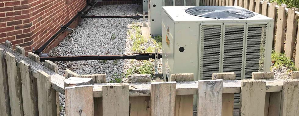 CDC HVAC Replacement