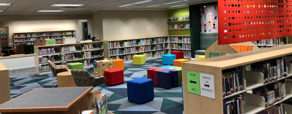 Newton Falls Library Renovation