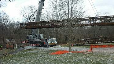 Installing a New Bridge
