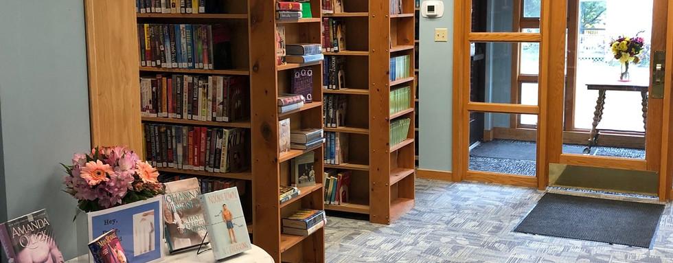 Wornstaff Library Renovation
