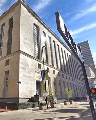 Potter Stewart Federal Court House