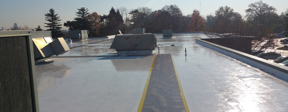 CDC Roof Material Replacement