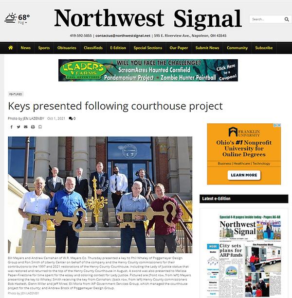 Eli - News Article - Keys Presented.PNG