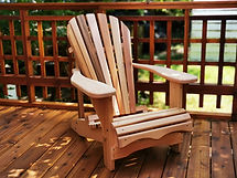 Chaise Adirondack Champetre - Cedre Rouge Select (3).jpg