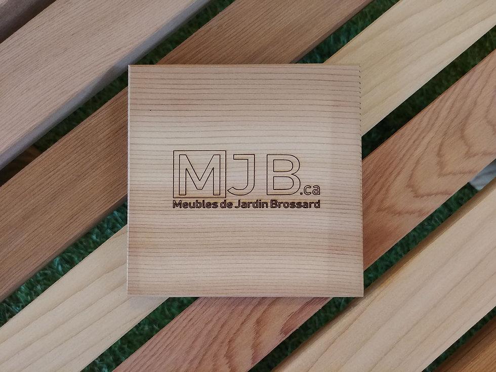 Meubles de Jardin brossard en bois meubl