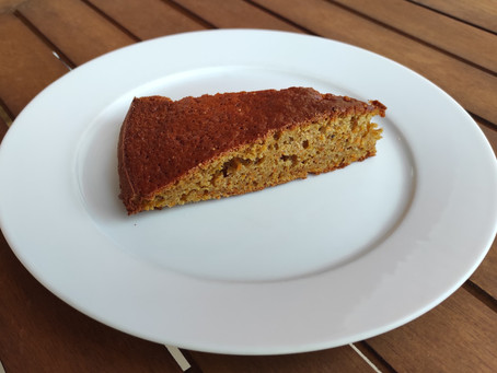 Carrot cake ultra moelleux