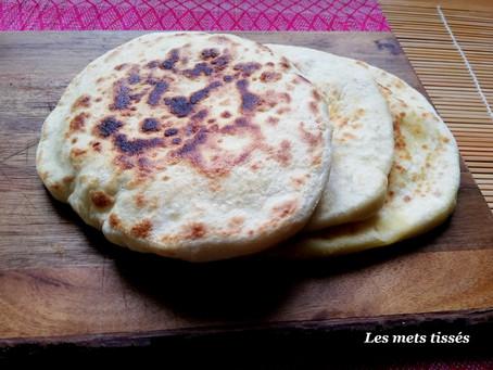 Pains Géorgiens au fromage (Khachapuri)