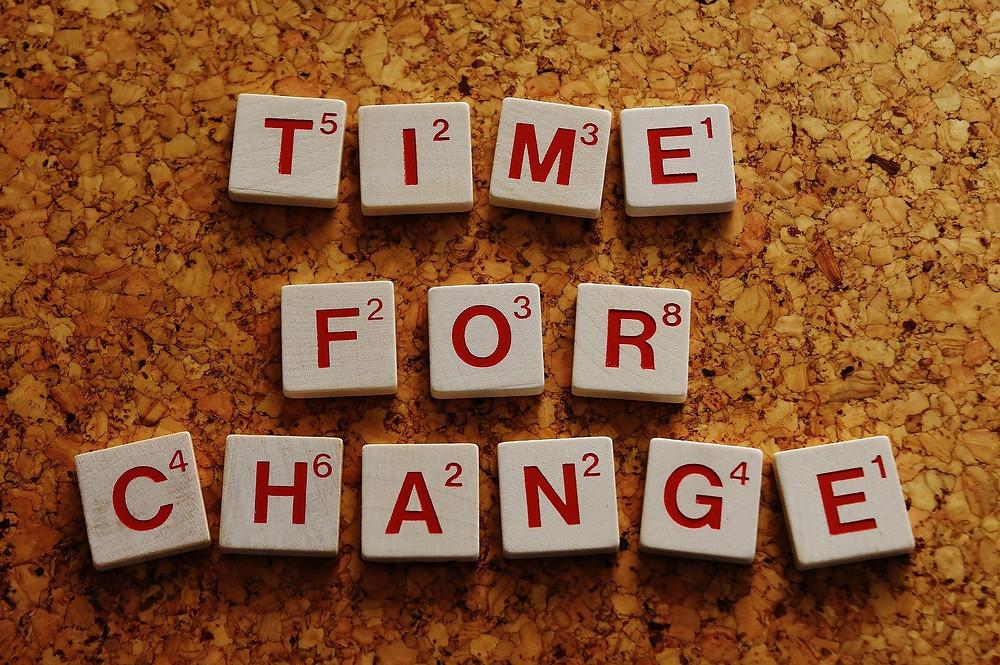 Le changement par Alexas_Fotos de Pixabay