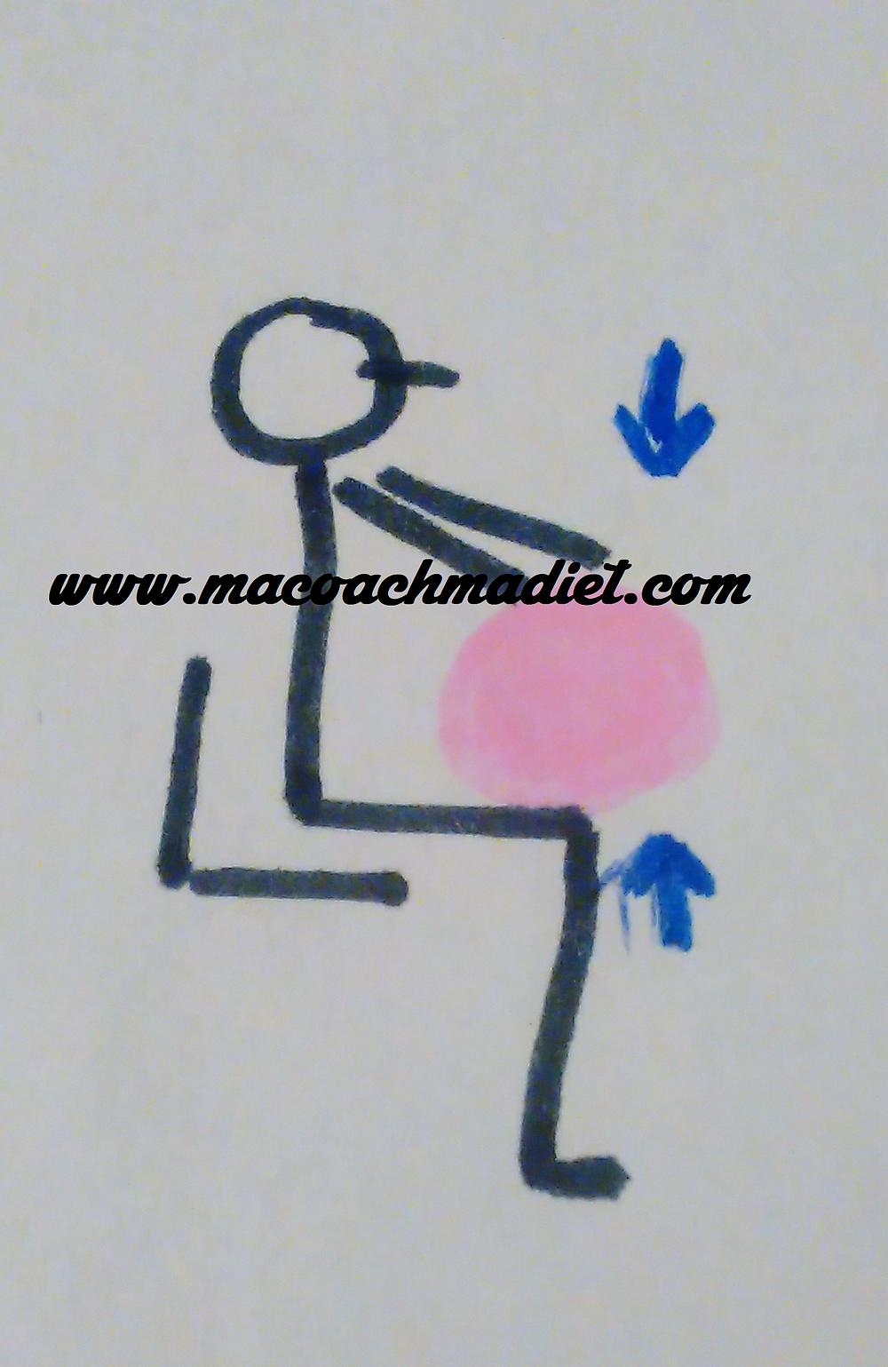 exercice 2 abdo avec le souffle
