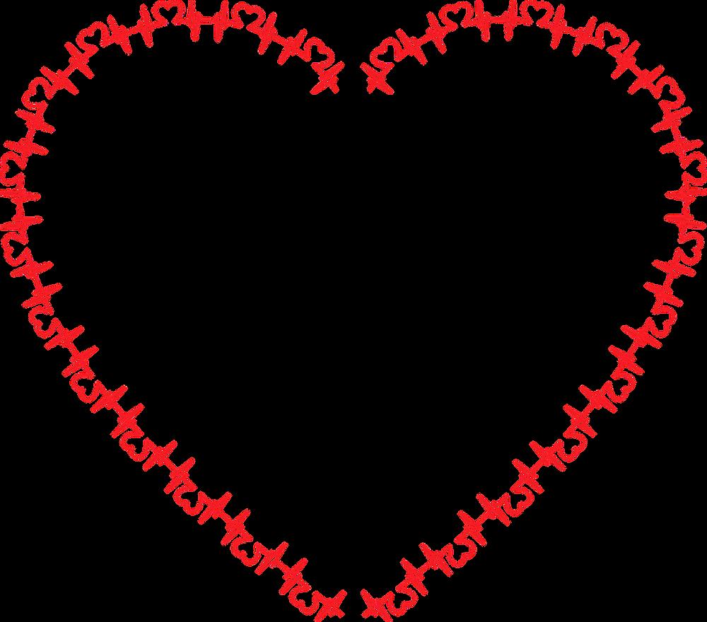 la cohérence cardiaque, on ralentit son coeur par Gordon Johnson de Pixabay