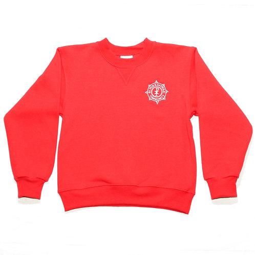Crew-Neck Sweatshirt (St. Pius X)