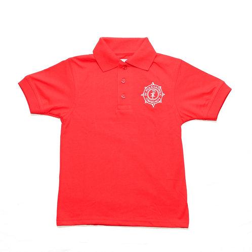 Red Polo (St. Pius X)