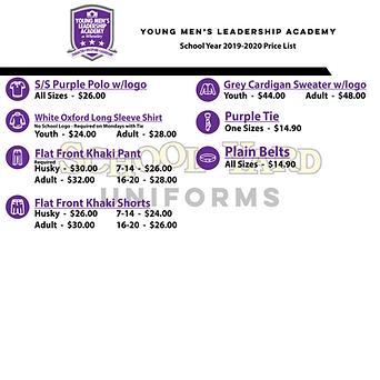 School Yard - YMLA - School Year List.pn
