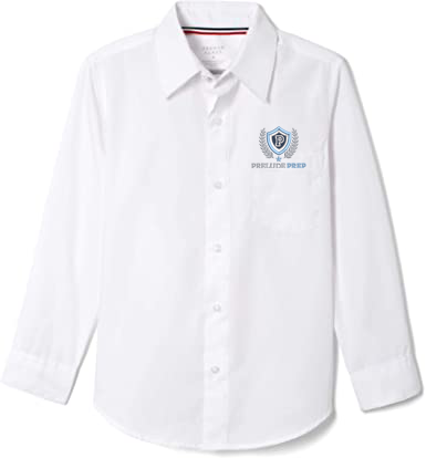 Long Sleeve Oxford Shirt (Prelude Prep)