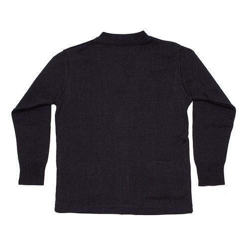 Navy Cardigan Sweater (YWLA)