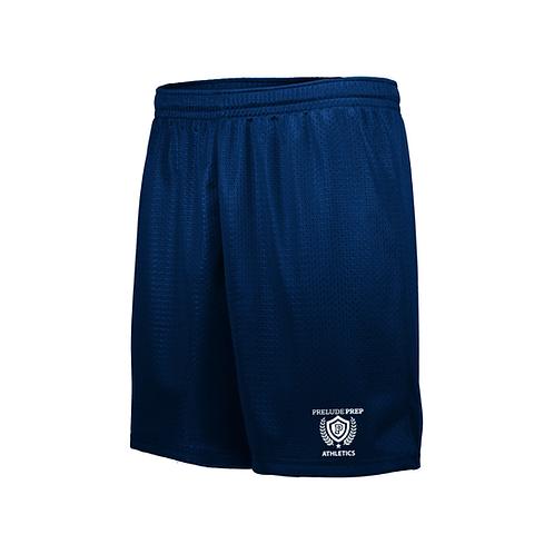 Navy Athletic Shorts (Prelude Prep)