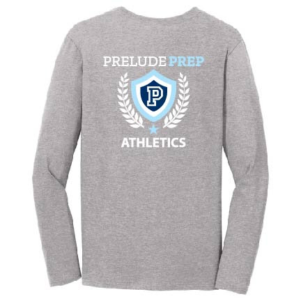Long Sleeve Athletic Shirt (Prelude Prep)