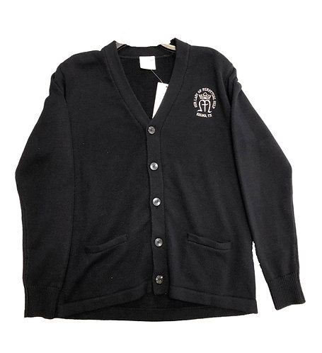 Navy Cardigan Sweater (OLPH)