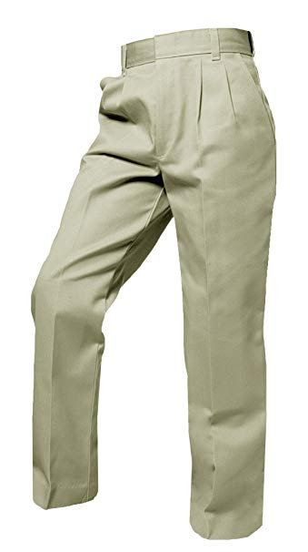 Adult Pleated Pants