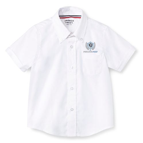 White Oxford Shirt (Prelude Prep)