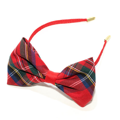 Bow on Headband (St. Matthew)