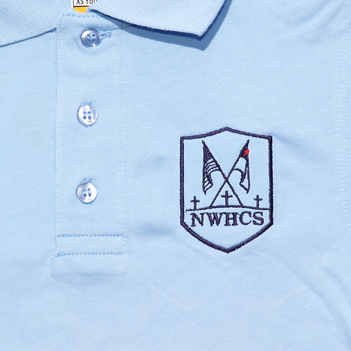 Jersey Knit Polo (NWHCS)