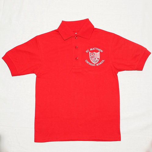 Jersey Knit Polo (St. Matthew)