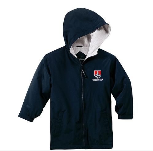 Youth Navy Jacket - Ingenuity