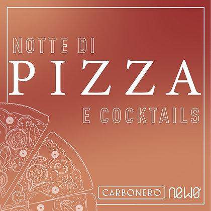 PIZZA // NEWO + Carbonero