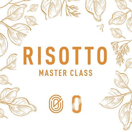 Receta + Clase Risotto // NEWO + Osadía