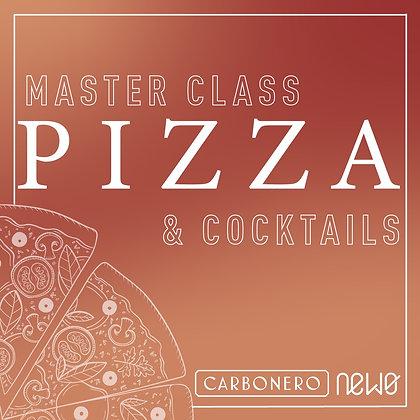 Receta + Clase PIZZA // NEWO + Carbonero